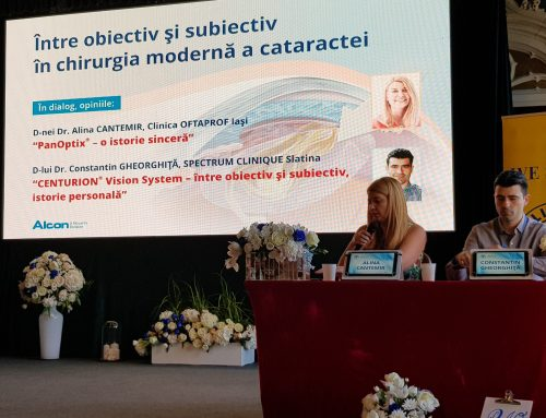 Între obiectiv și subiectiv în chirurgia modernă a cataractei